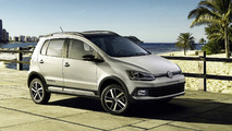 VW CrossFox Urban White