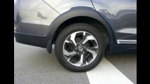 Crossover para sete, Honda BR-V aparece em detalhes pela primeira vez