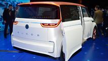 CES VW Budd-e concept