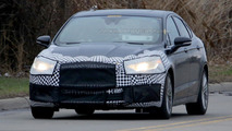 2017 Ford Fusion confirmed for Detroit premiere