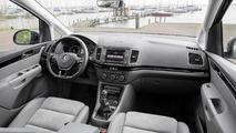 2015 Volkswagen Sharan facelift
