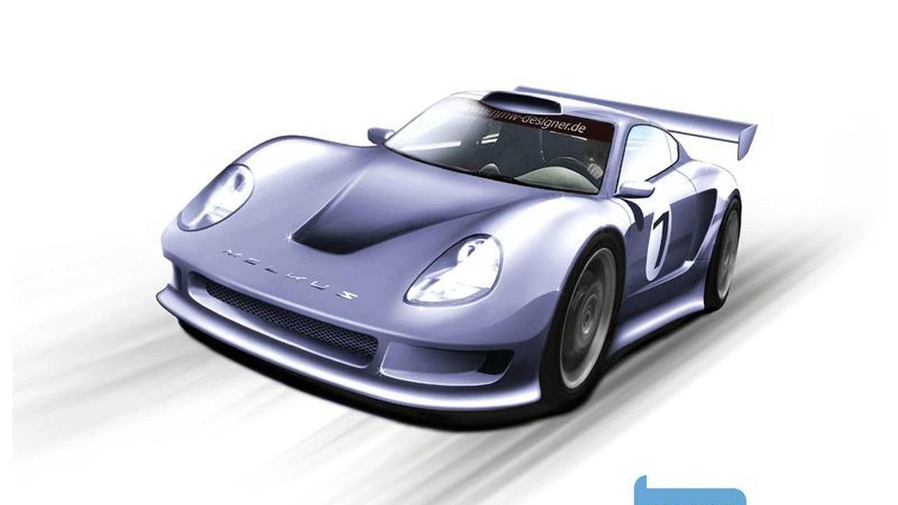 Melkus RS2000 prototype sketch