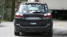 Ford C-Max Spied Revealing Sliding Rear Door