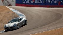 Fisker Karma makes driving debut at Laguna Seca