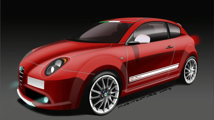 Alfa Romeo MiTo Veloce to Debut at AutoRAI