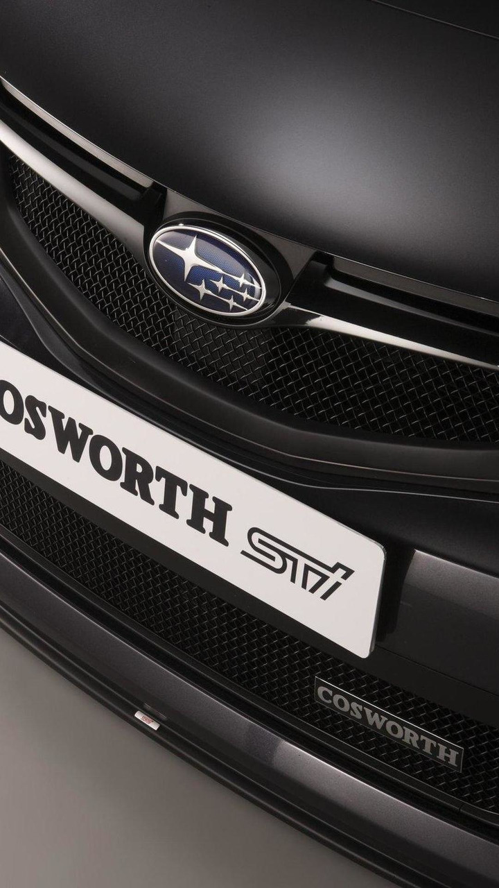 2011 Cosworth Impreza STI CS400 26.05.2010