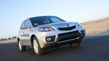 2010 Acura RDX Facelift: Details, Photos Galore