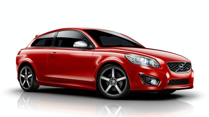 2010 Volvo C30 R-Design Facelift Upgraded