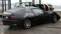 Maserati GranTurismo Spyder Spied