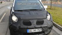 Kia Ceed Plus MPV Spy Photo