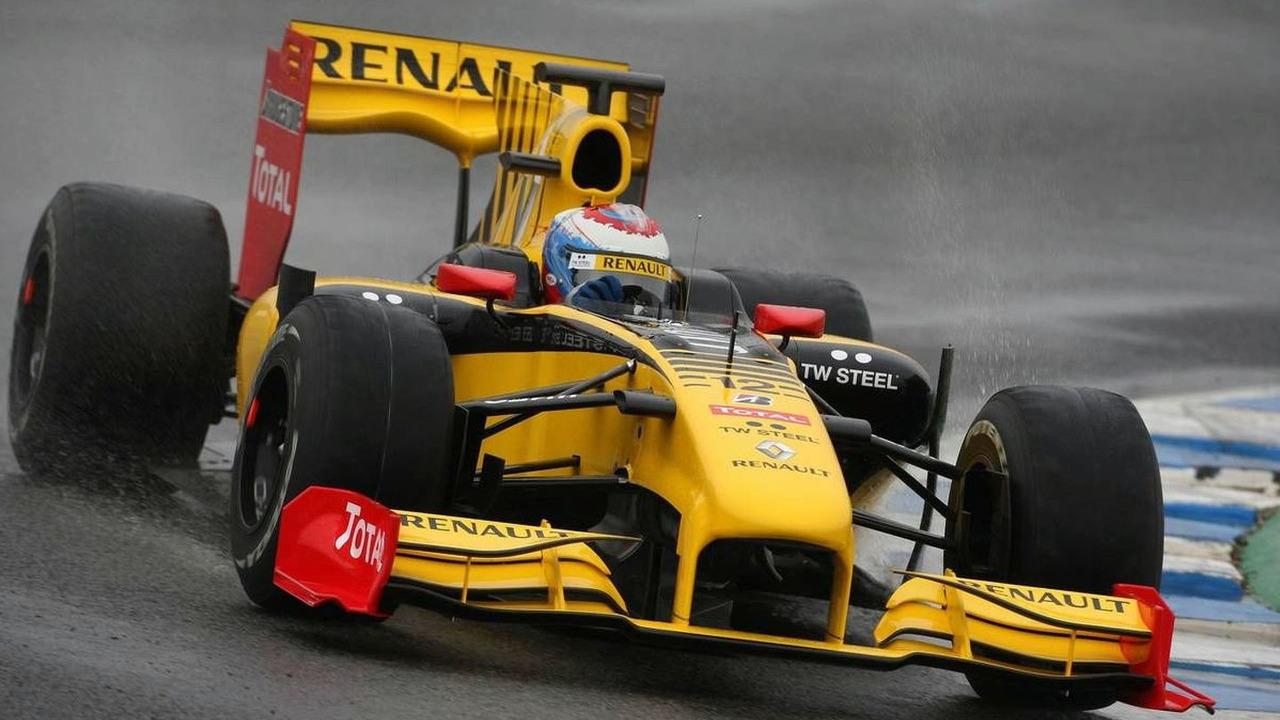 Vitaly Petrov (RUS), Renault F1 Team, R30, 12.02.2010, Jerez, Spain