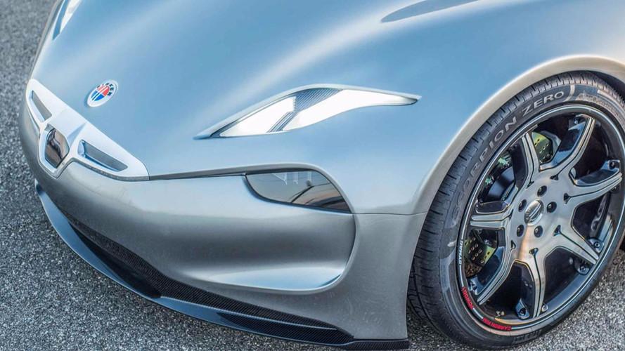 Fisker EMotion, ¿800 kilómetros de autonomía en un minuto?