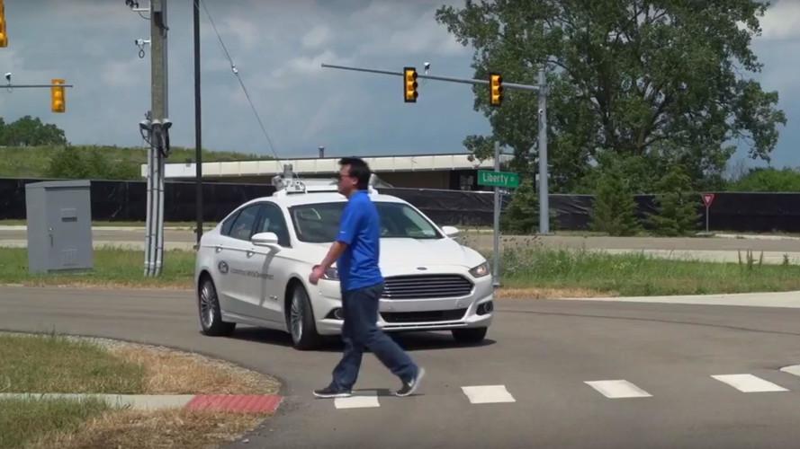 Ford Demonstrates Autonomous Development Progress In Michigan