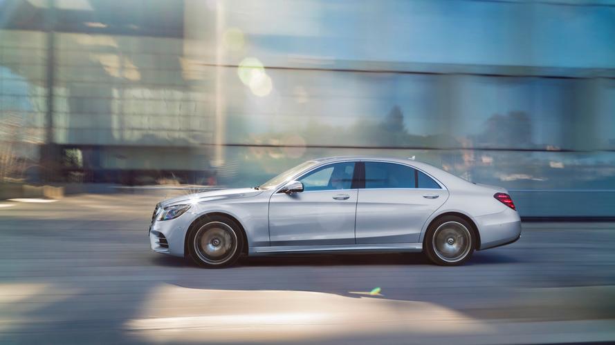 Mercedes-Benz Classe S 2018 reestilizado