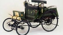 1896 Arnold Benz Motor Carriage