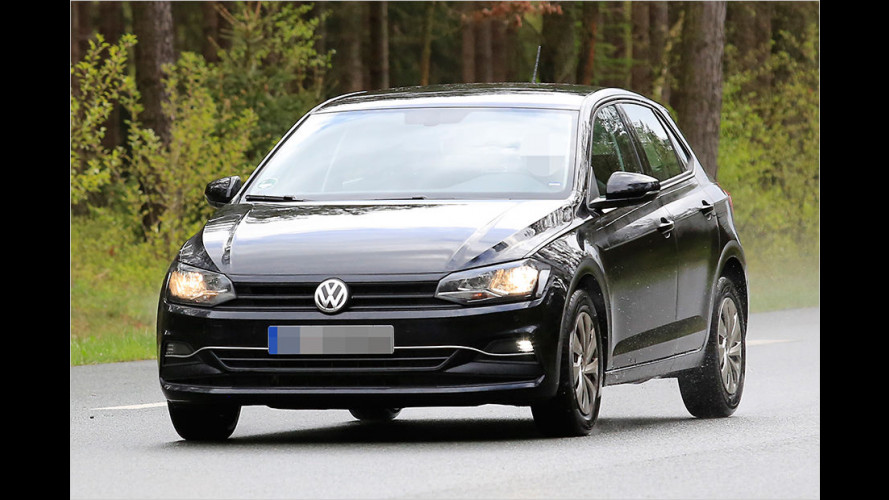 Erwischt: Der neue VW Polo fast ungetarnt