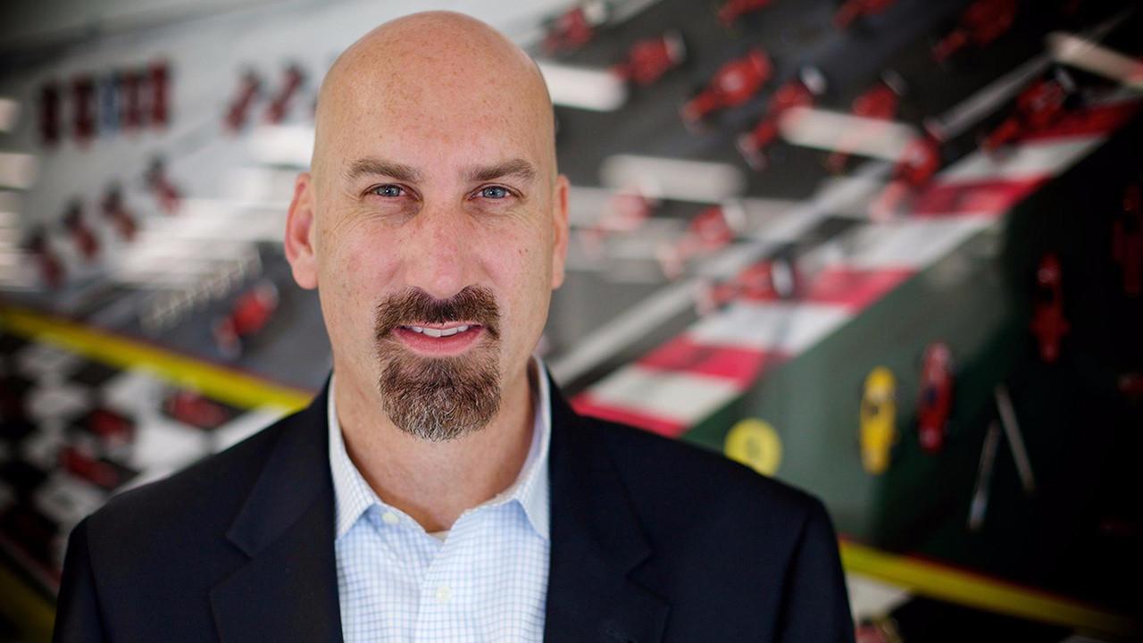 Kevin Annison, presidente da Motorsport.tv