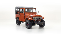 1972 Toyota FJ40 Land Cruiser Restomod