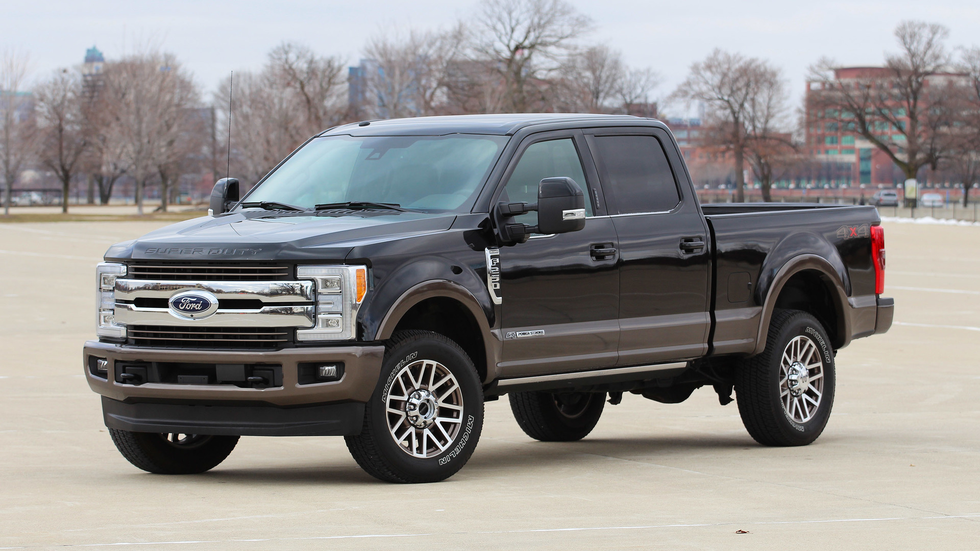 2017 Ford F 250 Super Duty Review Rockin The Ranch Not Suburbs