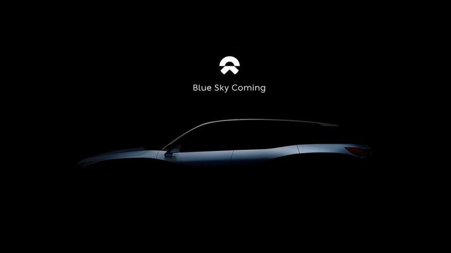 Nio Teases First Production Car Ahead Of Shanghai Debut