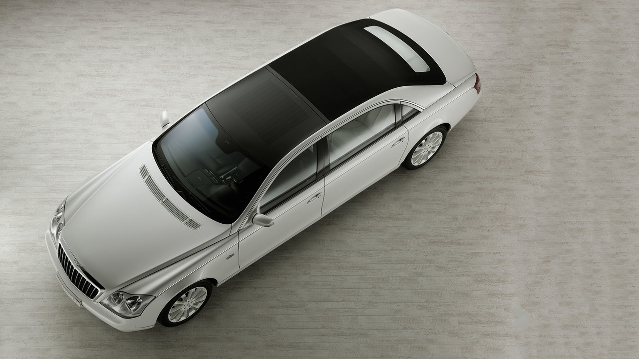 2007 Maybach Landaulet concept