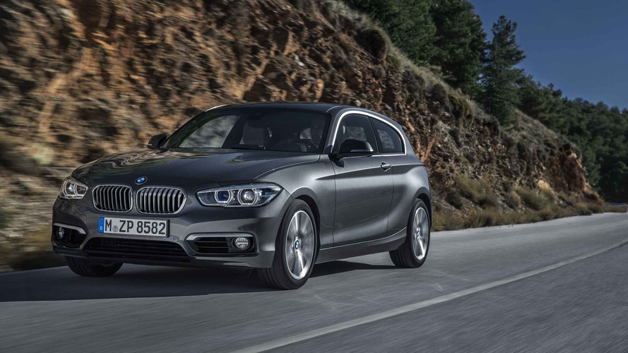 2017 BMW 1 Series Review
