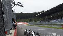 F1 Austria GP Checkered Flag