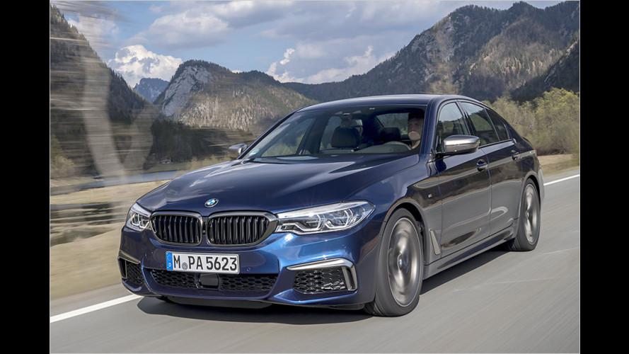M5 für Arme? Der BMW M550i xDrive im Test