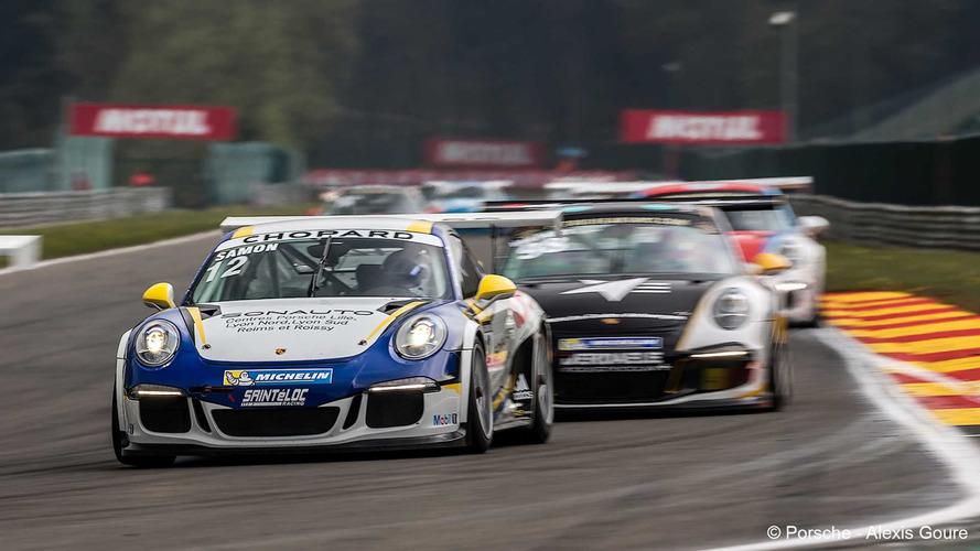 La Porsche Carrera en fête ce week-end au Mans