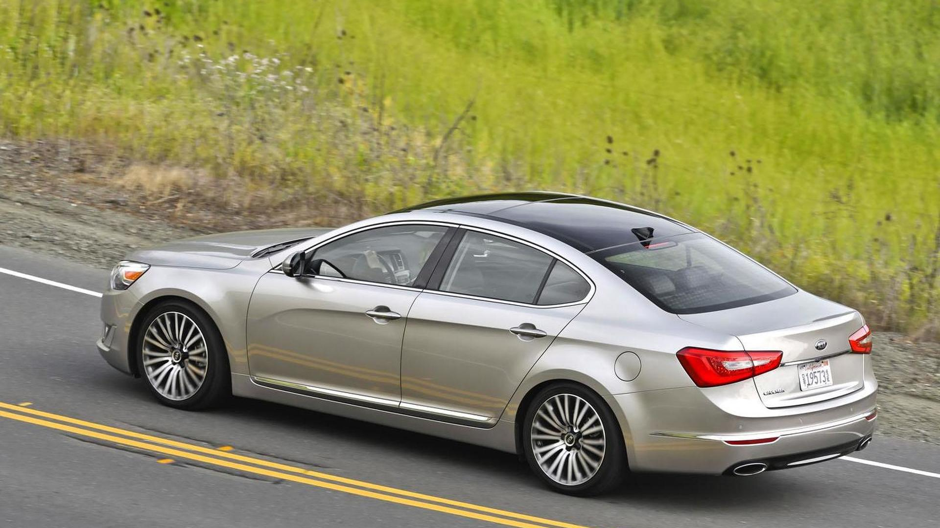 cars about courtesy video of picture review kia truth cadenza with l the interior alex dykes