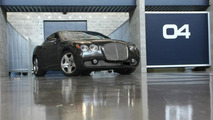 Bentley Continental GTZ by Zagato for sale at undisclosed price