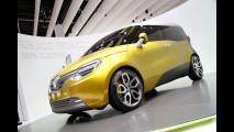Renault al Salone di Francoforte 2011