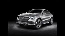Mercedes Coupé SUV Concept: sfida alle BMW X4, Porsche Macan, Range Rover Evoque