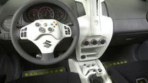 Suzuki SXBox concept vehicle World Debut at LA