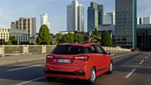 Hyundai i20 restyling, la prova su strada