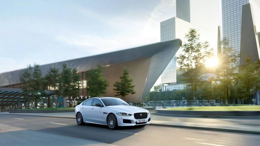 Une nouvelle édition Landmark pour la Jaguar XE