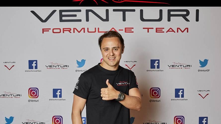 Massa confirma entrada na Fórmula E na próxima temporada