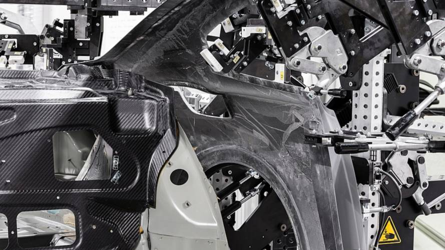 Polestar 1 Uses Carbon Fiber Reinforced Plastic To Cut 500+ LBS