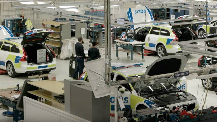 Watch What Happens When Volvo Employees Switch Jobs