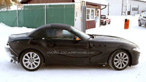 SPY PHOTOS: New BMW Roadster