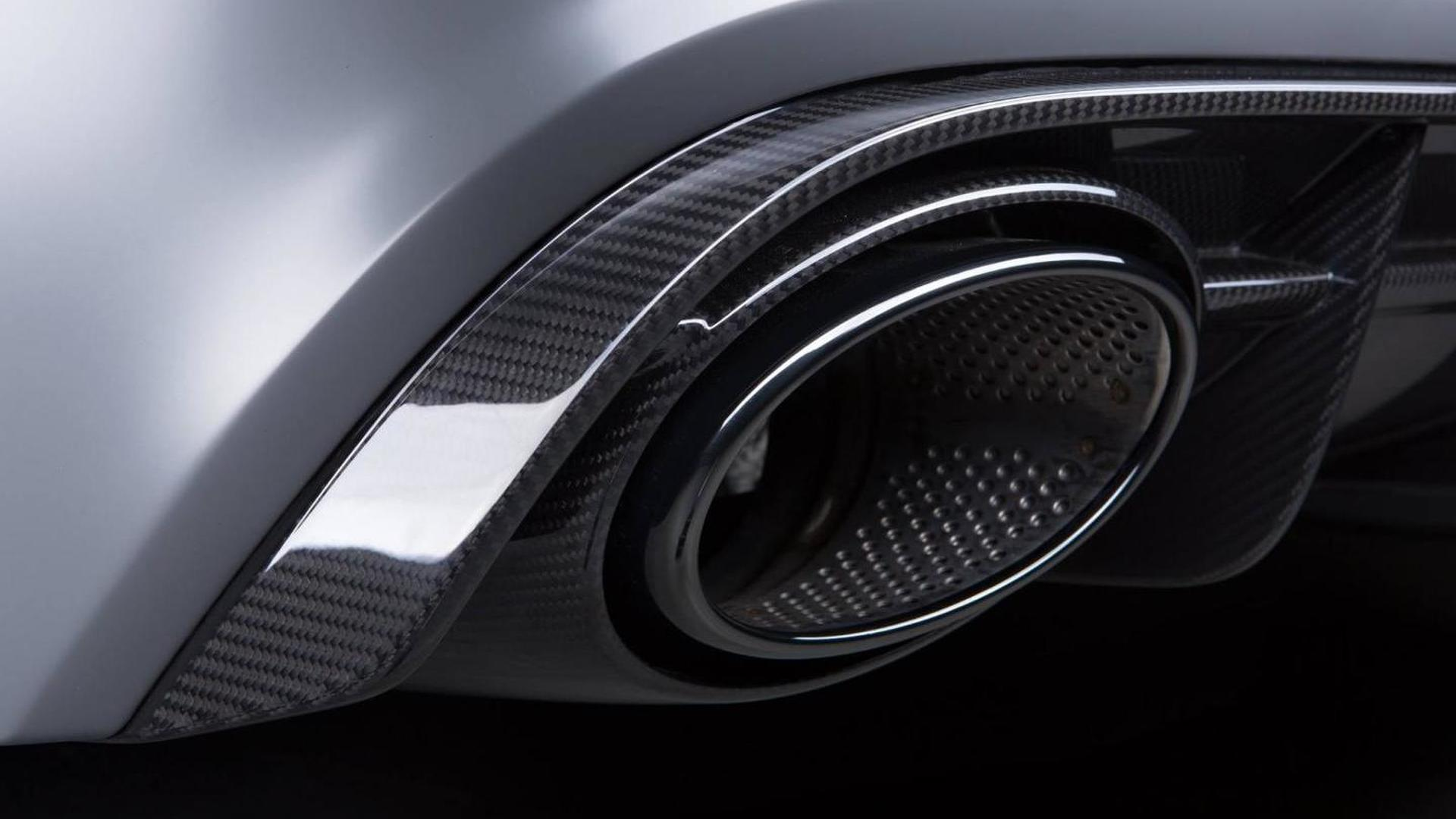 Выхлопные трубы Audi RS6 Avant от Audi Exclusive