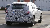 2015 / 2016 Mercedes GLK / GLC spy photo