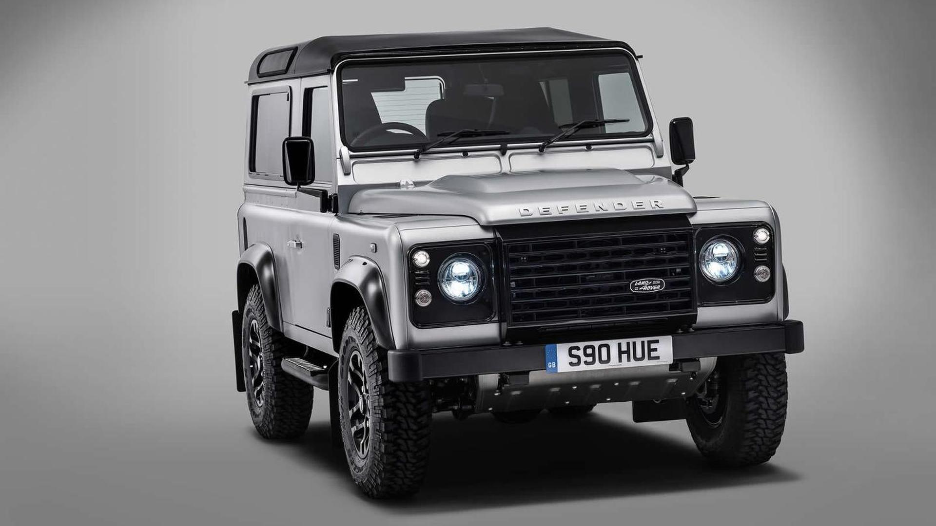 new land rover defender coming 2018 in five body styles. Black Bedroom Furniture Sets. Home Design Ideas