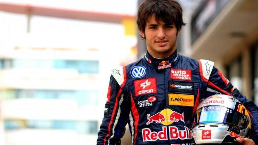 Toro Rosso considering Sainz for 2015