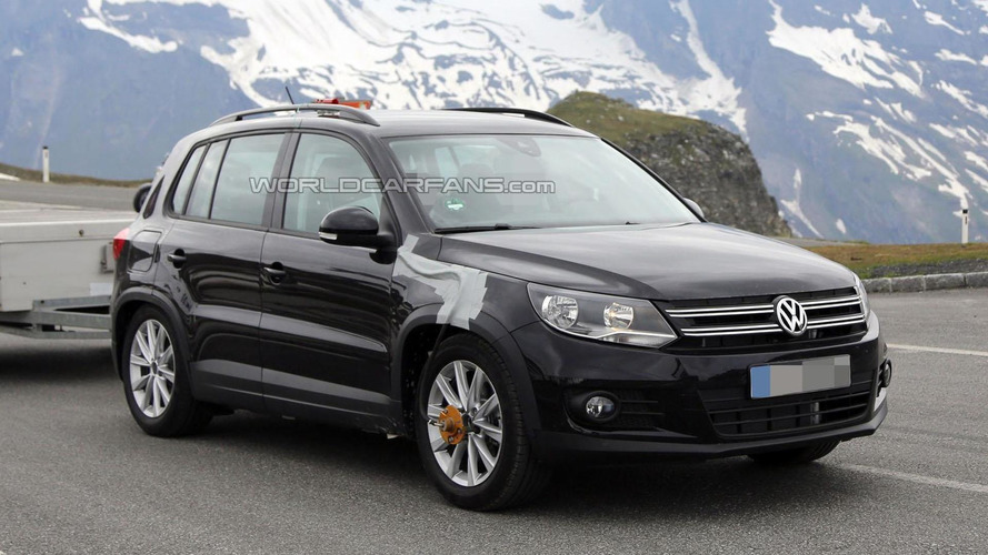 Volkswagen announces three-row Tiguan production in Mexico starting late 2016