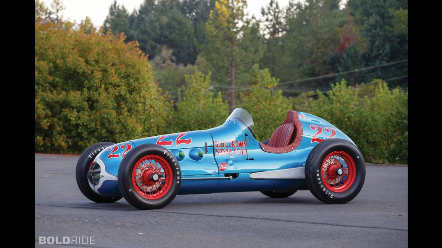 Lesovsky-Offenhauser Indianapolis Blue Crown Special
