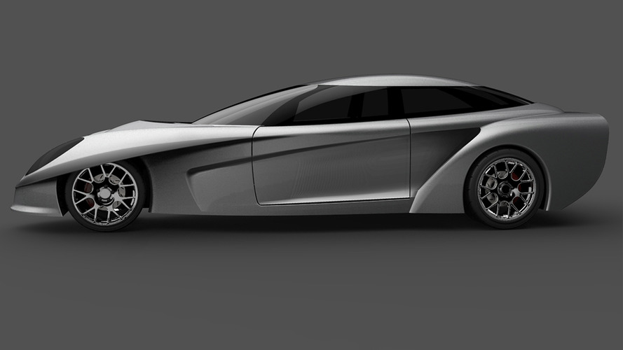 DeltaWing shares new rendering