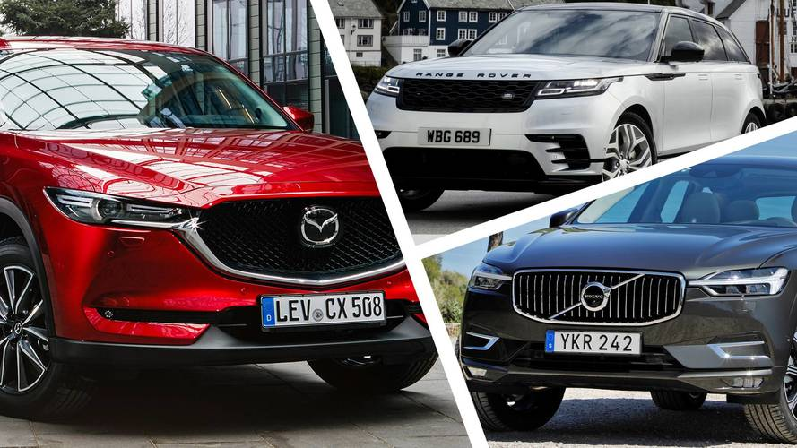 World Car of the Year 2018, le finaliste