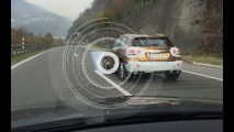 Mercedes GLA restyling, le foto spia in autostrada