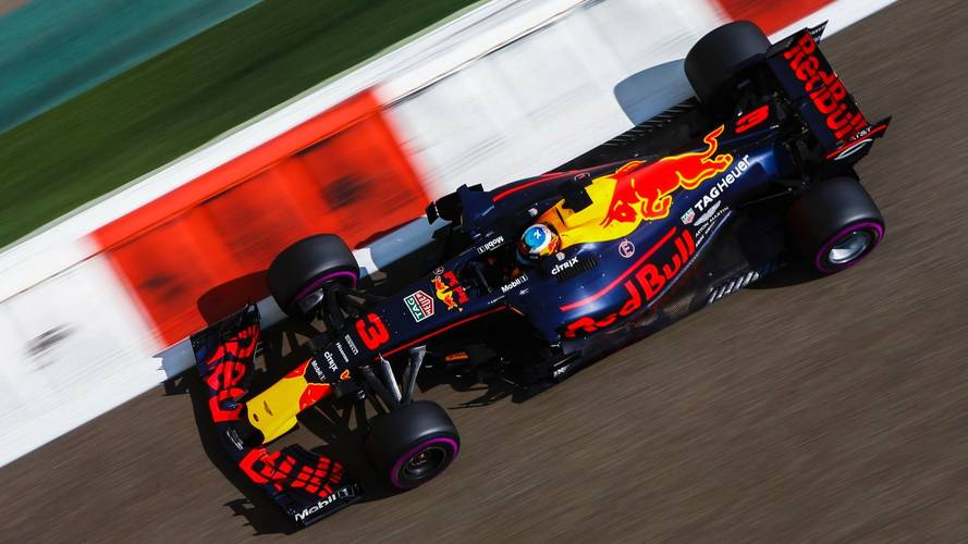 Red Bull could be title favourite in 2018 says Ricciardo